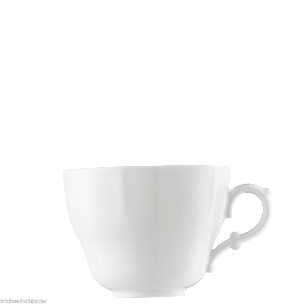 6x Hutschenreuther Marie-Thérèse Weiss Lait Café Café au Lait Tasse à café