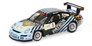 Minichamps Minushamps Porsche 911 Gt3 G. Vento Imsa Challenge au 1:43