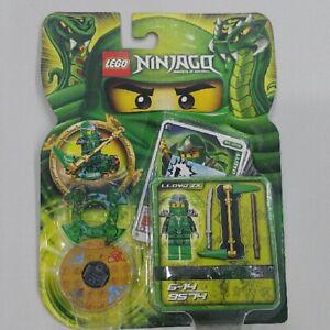 Lego-Ninjago-9574-Lloyd-ZX-23-pieces-new-sealed
