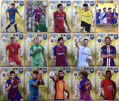 Limited Edtion Panini Fifa 365 2020 Karten Cards Matthijs de Ligt