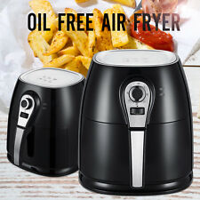 1400W Electric Air fryer 4.2L Healthy Low-Fat Multi-Cooker Oilless Actifry