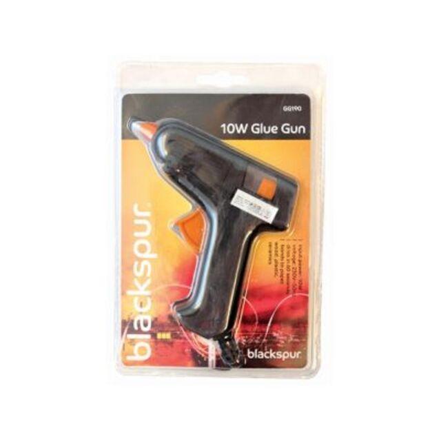 10W HOT GLUE GUN TRIGGER ELECTRIC ADHESIVE MELT STICKS FOR HOBBY CRAFT MINI DIY