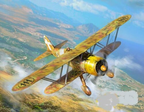 ICM: CR NEU WWII Italian Fighter in 1:32 42 Falco