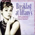 Breakfast at Tiffany's [Music from the Motion Picture Score] by Henry Mancini (CD, Apr-2011, Harkit Records)
