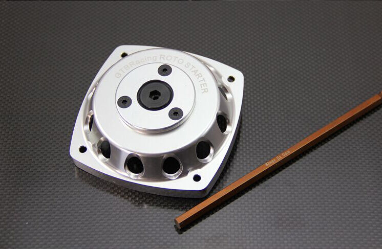 GTB CNC metal roto starter electric starter for HPI BAJA 5B/5T/5SC LOSI 5ive t