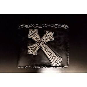 Nemesis-Now-mens-wallet-featuring-a-Celtic-Cross-design