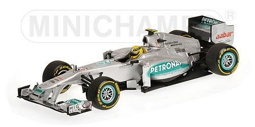 Minichamps Formule 1 Mercedes Petronas N Rosberg Car 2012-Code 410 120078