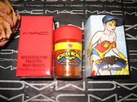 Mac Pigment Multi-use Glitter Reflects Bronze Wonder Woman Authentic Rare