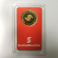 1/2 oz Scotia Gold Round in Valcambi Assay Card Mississauga / Peel Region Toronto (GTA) Preview