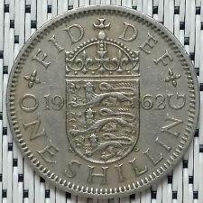 GREAT BRITAIN - 1962 - 1 Shilling Elizabeth II #CAMX