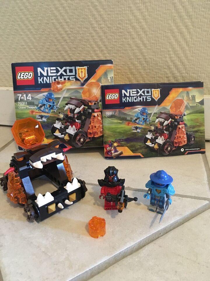 Lego andet, Nexo Knights 70311