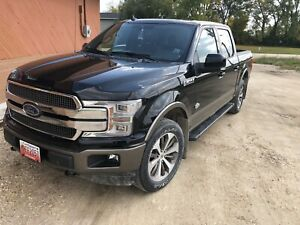 2018 Ford F-150 King Ranch 3.5L Ecoboost - Private Sale