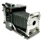 "Vintage Graflex Crown Graphic 4x5"" Camera Body With Lens Board. Ex. Cond."