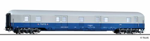 tren militaire Français Berlín Capítulo Tillig 74920 van DMZ TMFB SP HO