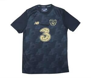 Irlanda 2019-20 ORIGINALE Pre-Match shirt (eccellente) M SOCCER JERSEY