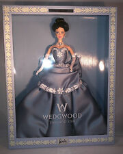 1999 Wedgwood 1759 Barbie Doll  with Jasperware Real Cameo Necklace