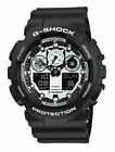 Casio G-Shock GA100BW-1A Wrist Watch for Men