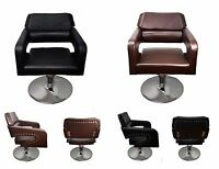 Design Salon Hairdressing Equipment Furniture Barber Chair 2 Colour