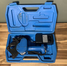 Ideal Battery Powered Cable Cutter Kit Model 35 064 Heavy Duty Missing Battery