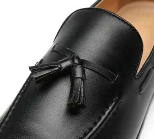 Mens Pointy Toe Oxfords Business Work Party Dress Formal Leisure Leather Shoes L
