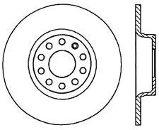 Disc Brake Rotor-Sedan Rear Centric 125.33099