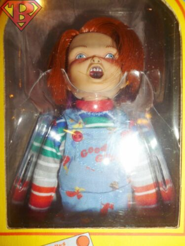 """Chucky Childs Play 8/"""" Inch Scale 5.5/"""" pouces retro clothed figurine Neca 2017"""