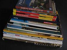 Konvolut 14 Bücher Griechenland Reiseführer usw Magazine Hefte K0456