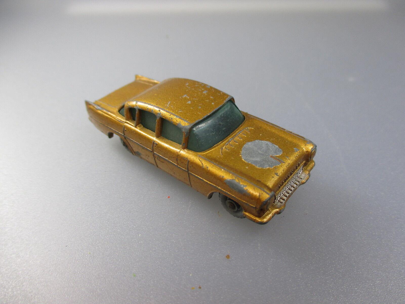 LESNEY  Vauxhall Cresta, Luminoso oro metallizzato (ssk61)