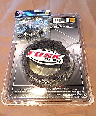 Yamaha BLASTER 200 1988–2006 Tusk Clutch Kit w// Heavy Duty Springs