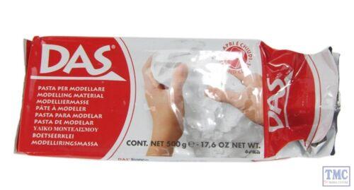 White X500DAS DAS Modelling Clay 500g