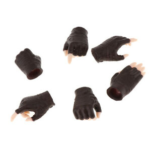 3-Pair-1-6-Female-Hand-Models-with-Gloves-for-12-034-Phicen-Action-Figure-Toy-A