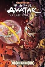 Avatar Pt. 3 : The Last Airbender the Rift by Gene Luen Yang (2014, Trade Paperback)