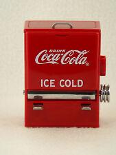 COKE Coca-Cola TOOTHPICK HOLDER Vending Machine Dispenser