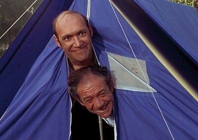 Carrry on Camping Sid James Bernard Bresslaw Poster