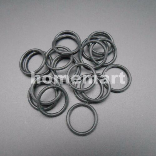 10PCS X Silicone Rubber Band Drive belt Pulley Model Motor DIY 2mm X 19mm 2*19mm