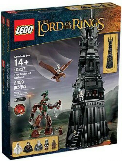 LEGO The Lord of the Rings The Tower of Orthanc Set  10237