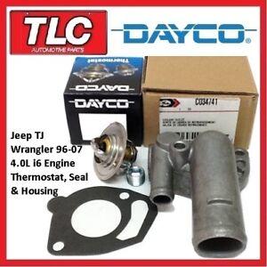Water Pump for Jeep Wrangler 4.0L TJ 4.0 GWP8133