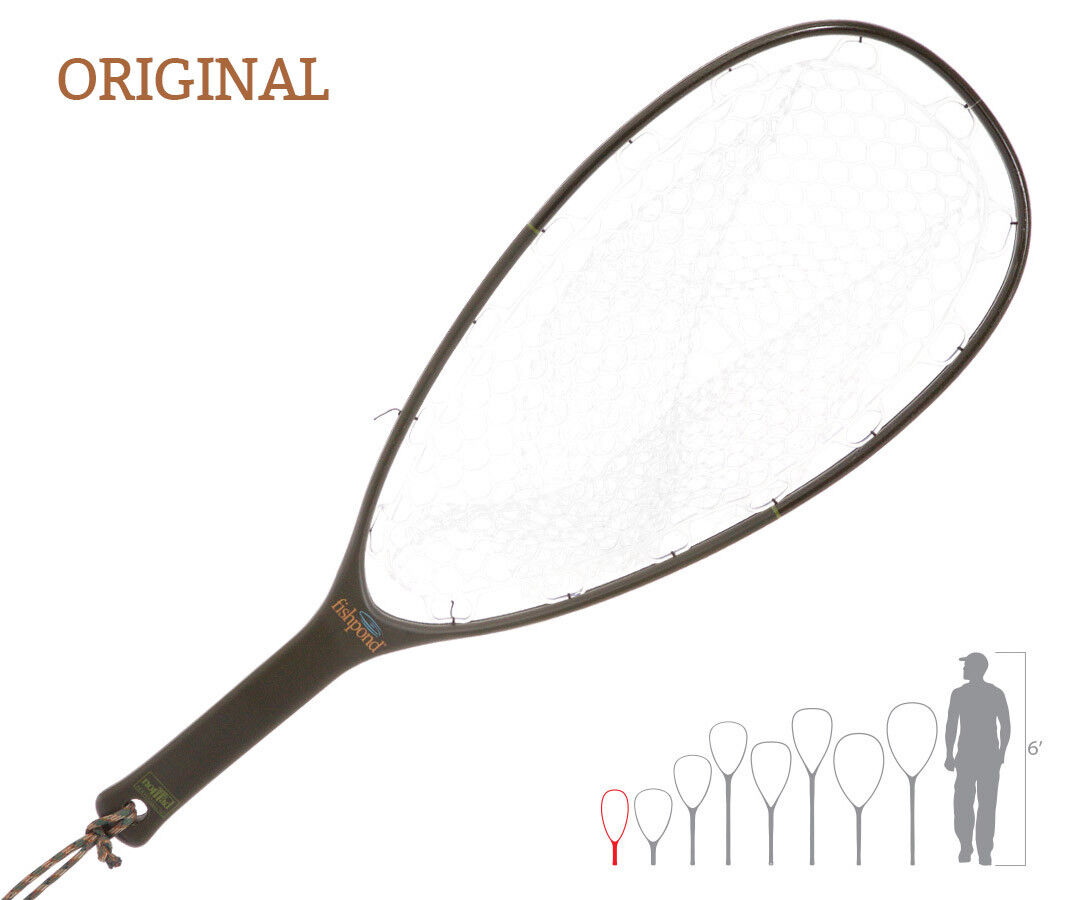 Fishpond Nomad Native Net -  Original  Farbe  - Free US Shipping