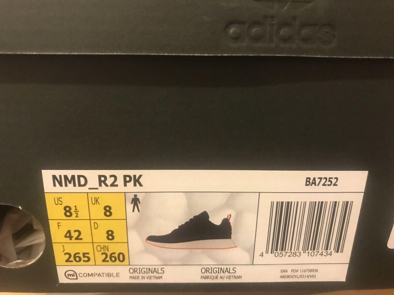 Adidas nmd r2 pk uk8 formatori | Vinci l'elogio dei dei dei clienti  95a2f6