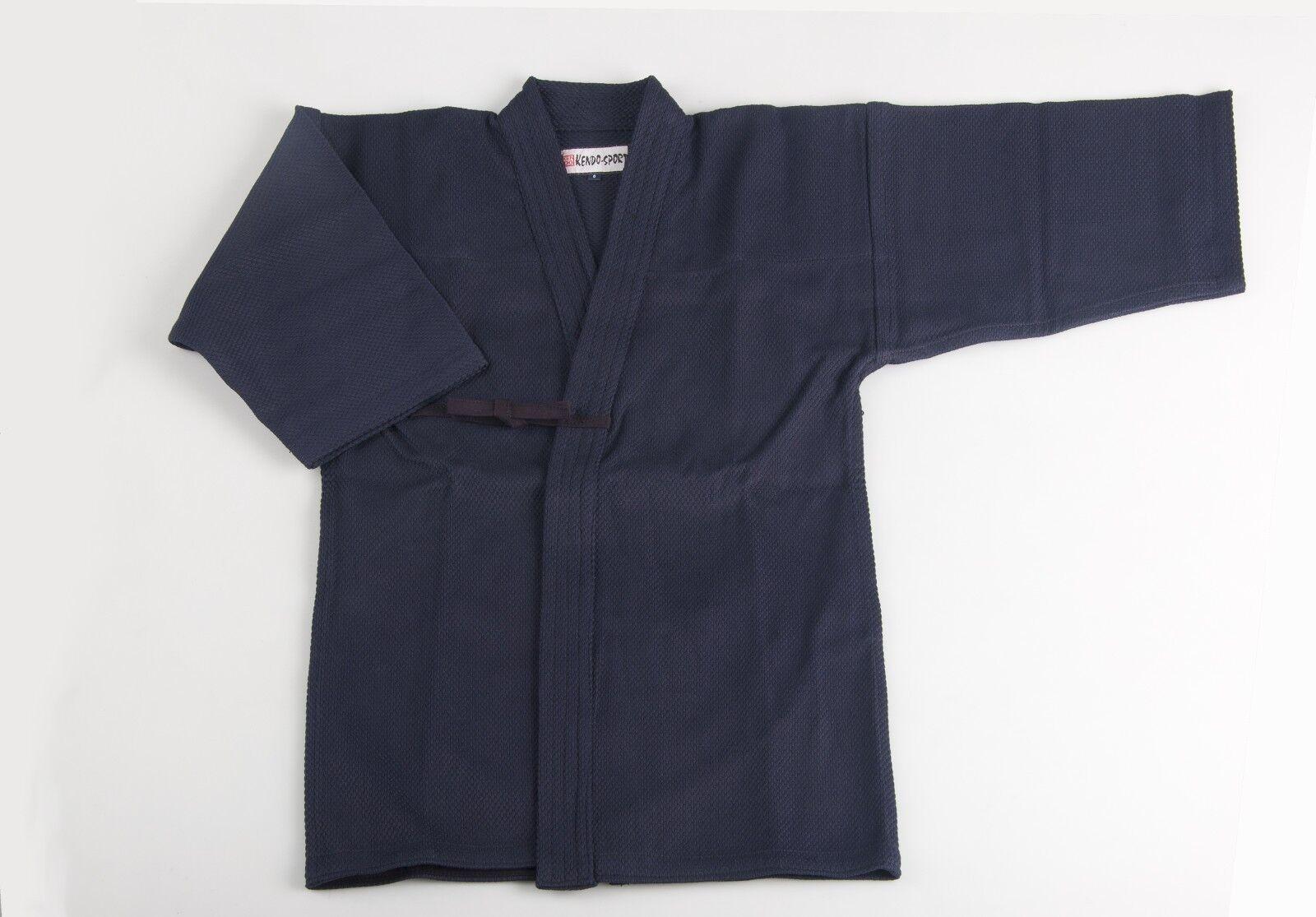 Gi blau Standard für Kendo Iaido Aikido