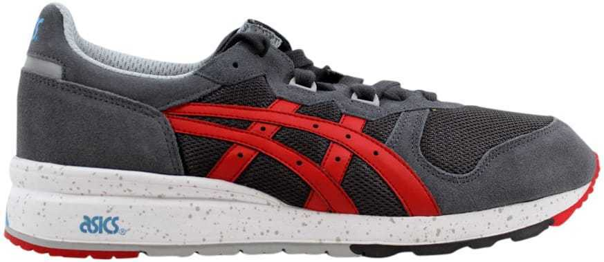Asics Gel-Epirus Dark Grey Fiery Red H430N 1623 Men's SZ 11.5