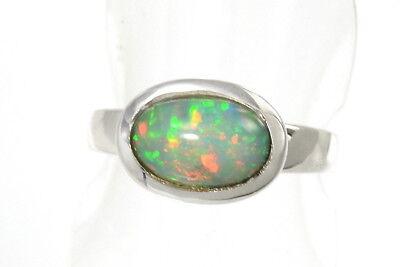 H254Ebay Opal Silber 925 Ring Gr58 fgY6yb7