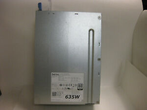 Dell NVC7F 635W Power Supply for Dell Precision T3600 T5600 (D635EF 0NVC7F)