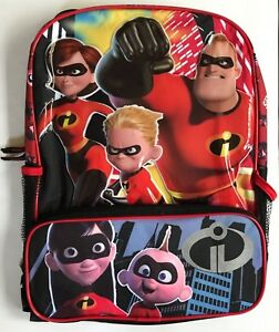 3d6f464b9f81 Image is loading 16-034-Multi-Compartment-Incredibles-2-Backpack-Mask-