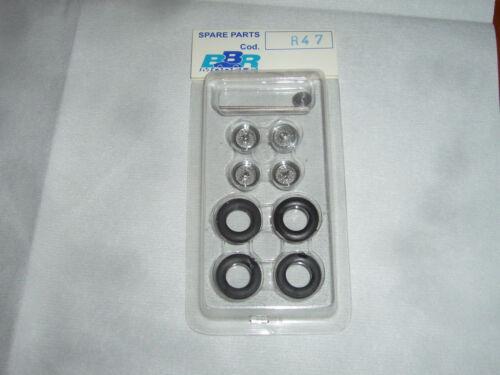 "Wheel IN Spoke Aluminum Years 1950-55 DIAM.10,5mm 16 /"" 3 Galletti BBR 1//43 R47"