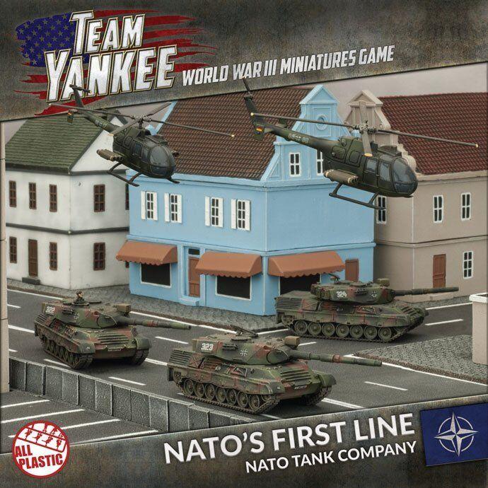 TNAAB1 NATO'S First Line Team Yankee