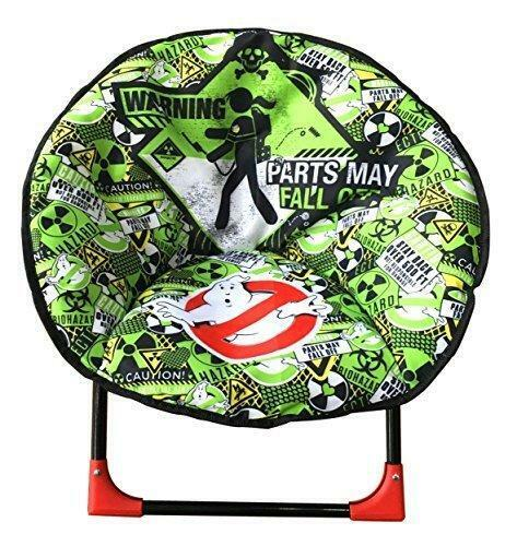 HGL sv12791 Ghostbusters Folding Moon Chair