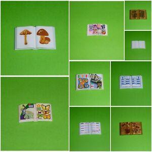 Playmobil-Ersatzteil-Buch-Buecher-Kalender-zur-Auswahl
