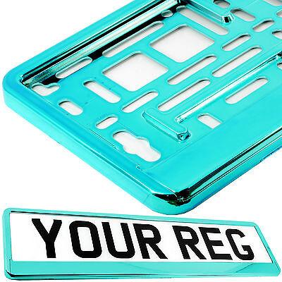 TRUCK TRAILER TAPORT/® LIGHT GOLD CAR REGISTRATION HOLDER FOR ANY CAR VAN