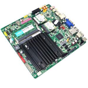 MiTAC-PD11TI-Mini-ITX-Motherboard-Intel-Atom-N2800-1-86GHz-2GB-DDR3-NM10
